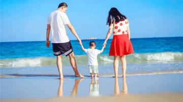 Parent-child tourism trending in China 2018